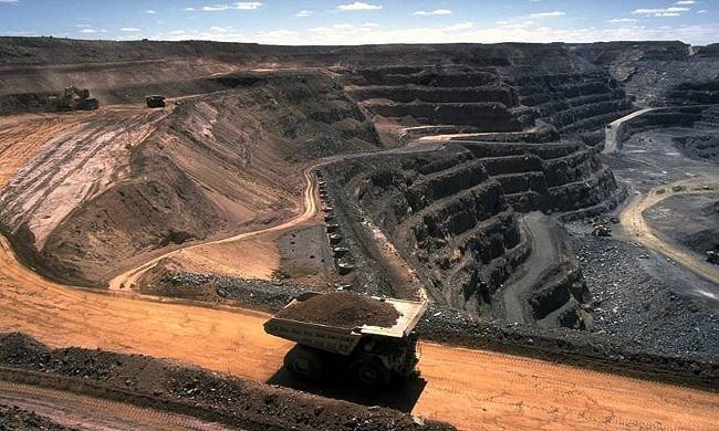 добыча ископаемых
