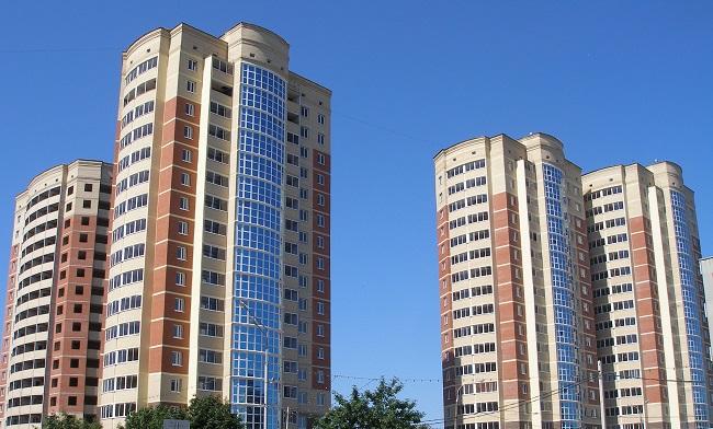 жилье в москве