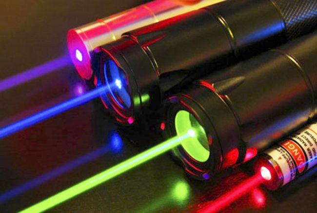 лазеры