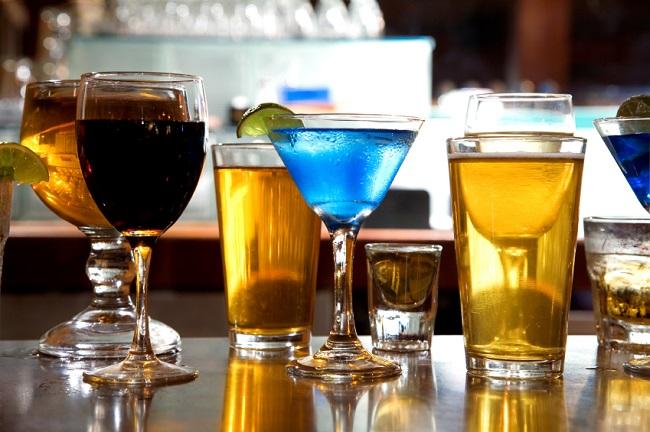 оборот алкогольной продукции