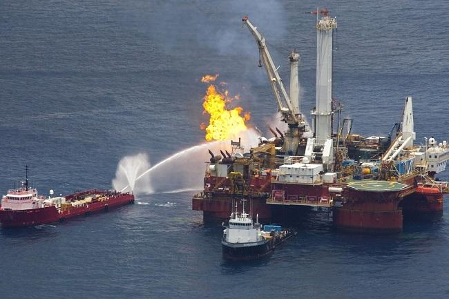 аварии в нефтедобывающей промышленности