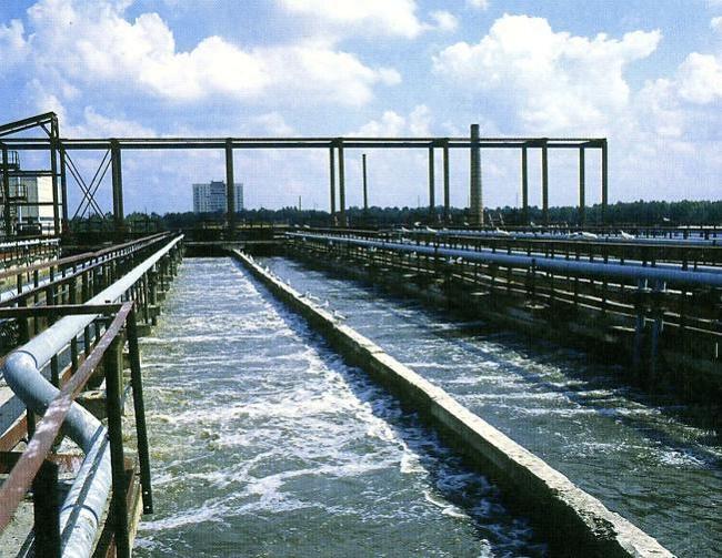 москва сточные воды