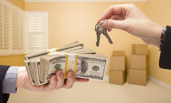 наличный расчет при покупке квартиры