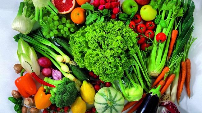 овощи и плоды