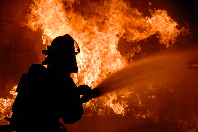 пожаротушение