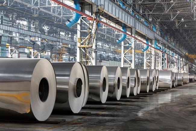 алюминивая промышленость