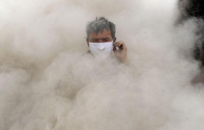 производственная пыль