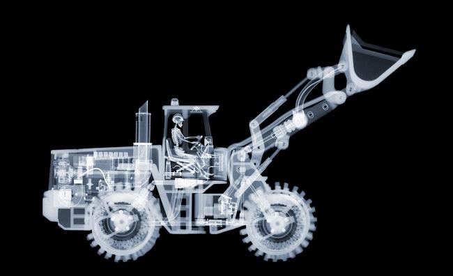 радиографический снимок
