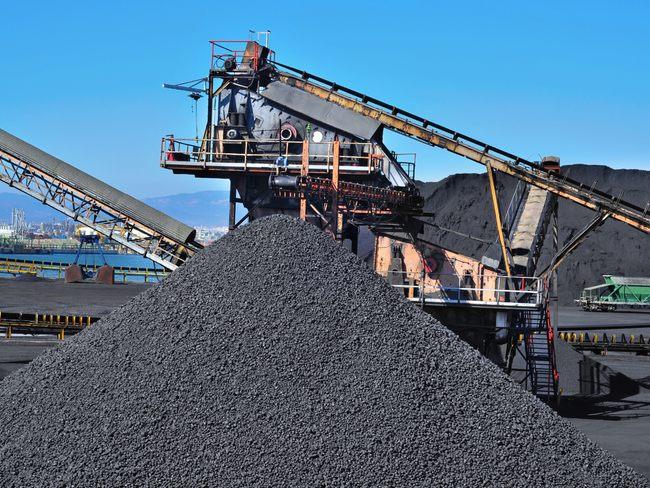 угольная промышленость