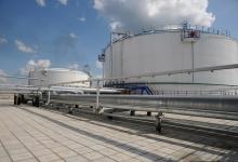 резервуар для нефти