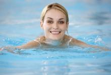 Меры безопасности в бассейне