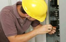 работы в электроустановках