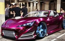 изменение конструкции автомобиля